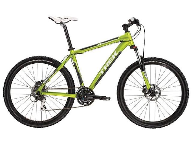 Выбор велосипеда за 800 $. Сравнение Ghost SE-1800 / Trek 4300 Disc / Scott Aspect 55 Disc Trek-4300-disc-2010-2