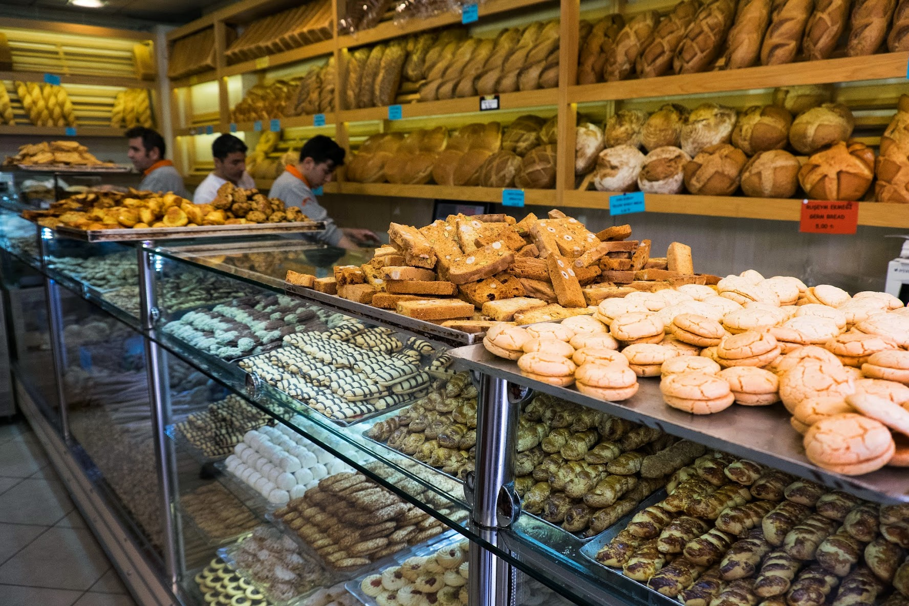 carsi firin bakery istanbul kadikoy