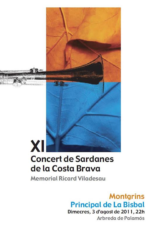 XI Concert de Sardanes de la Costa Brava