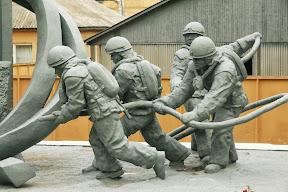 Spomenik vatrogascima