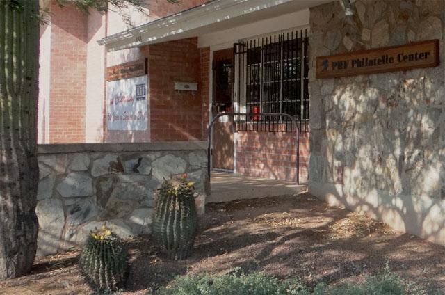 Postal History Foundation exterior