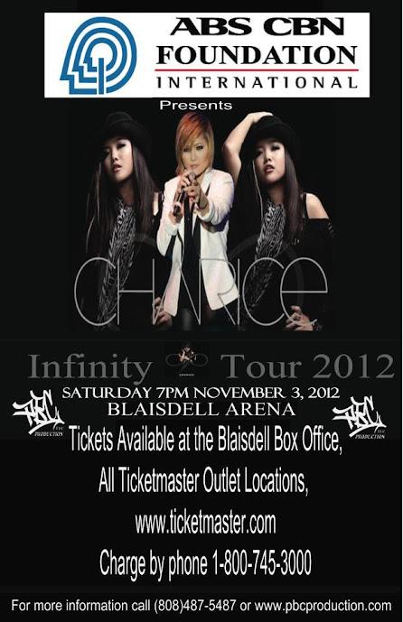 11/03/12 - Charice Infinity Tour 2012 - Neal S Blaisdell Arena, Honolulu, Hawaii 198225_168197683313513_736829652_n%5B2%5D