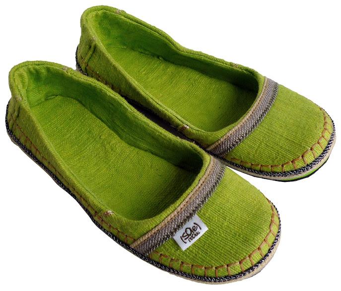 *soleRebels 麻編娃娃鞋:讓熱情繽紛一夏! 2