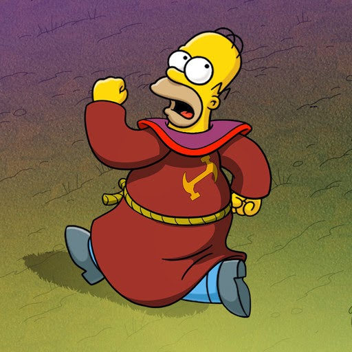 The Simpsons Tapped Out updated for Android and iOS