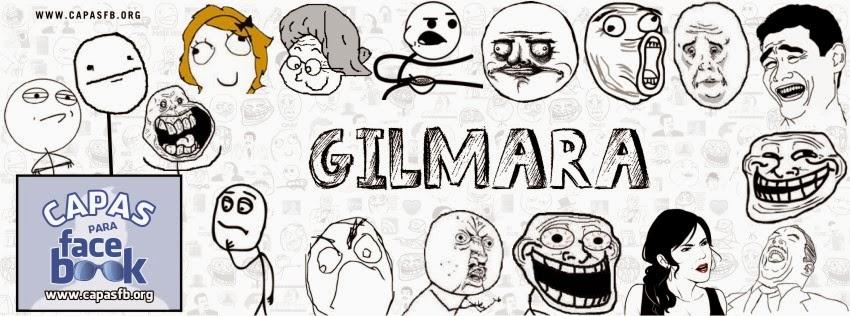 Capas para Facebook Gilmara