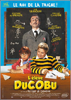 Download - O Aluno Ducobu – DVDRip AVI Dual Áudio + RMVB Dublado ( 2014 )