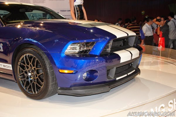Ford Shelby GT500 KLIMS 2013