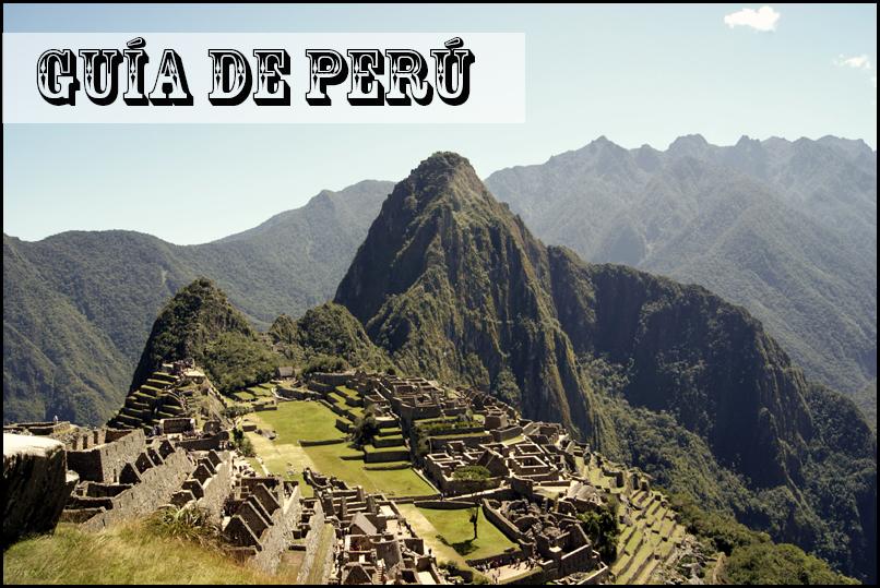 Guía de Peru