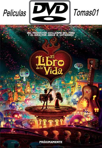 El Libro de la Vida (2014) DVDRip