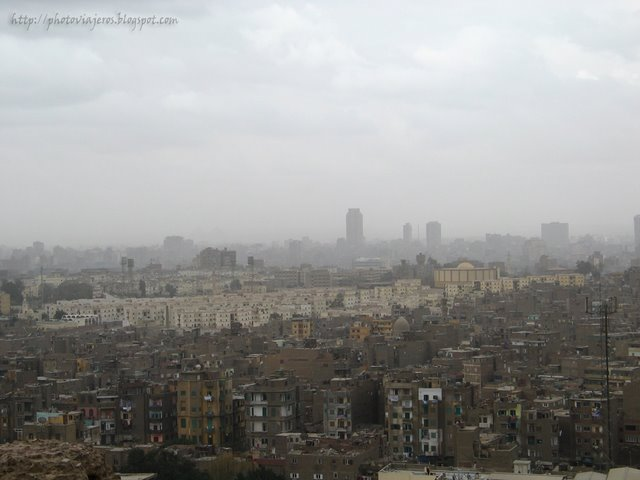 Vistas de El Cairo
