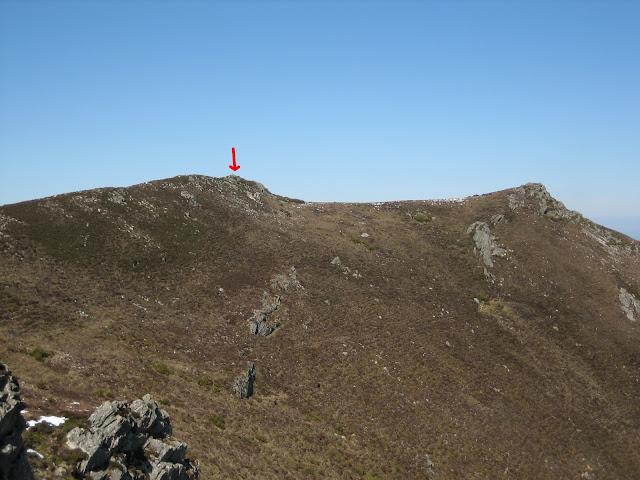 Rutas Montaña Asturias: Cresterío al Gargalois