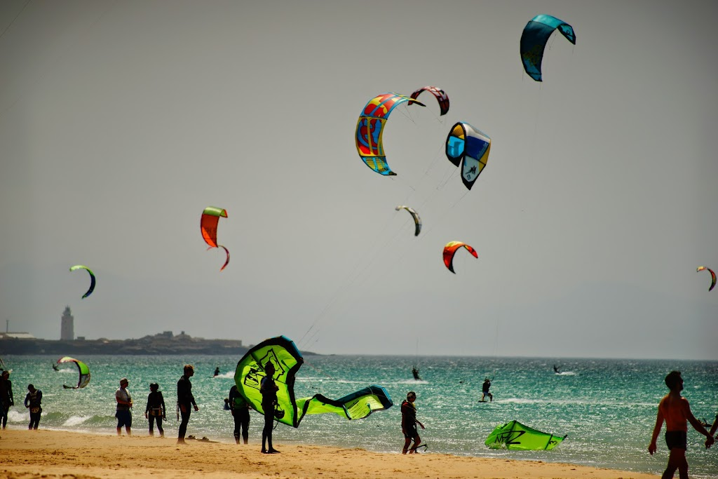 Kite surf Valedevaqueros Tarifa