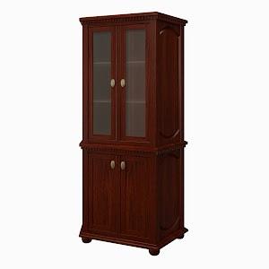 valencia corner cabinet