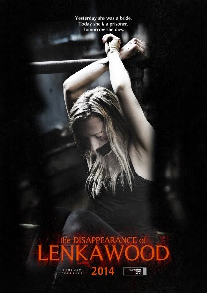 Poster Of English Movie The Disappearance of Lenka Wood (2014) Free Download Full New Hollywood Movie Watch Online At alldownloads4u.com