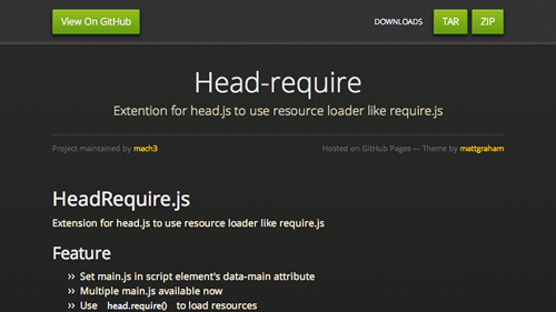 head-require by mach3