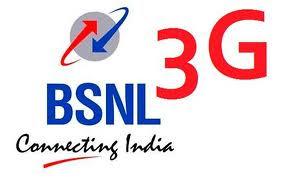 Bsnl 3G India
