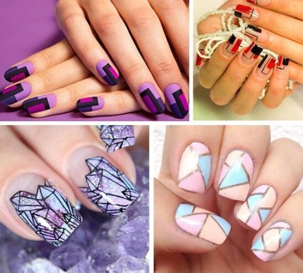 Как научиться художественной росписи на ногтях