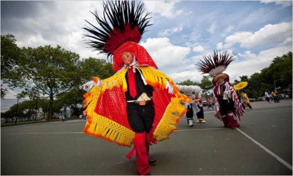Hispanics Identifying Themselves as Indians