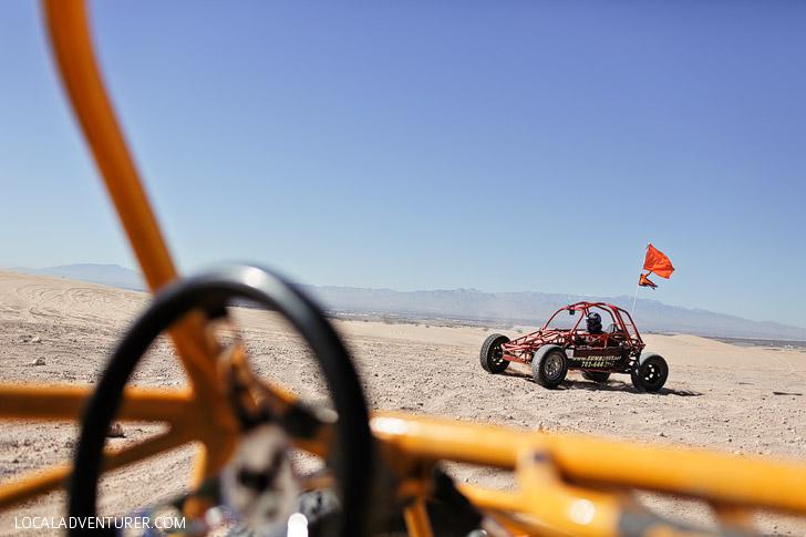 Las Vega Dune Buggy Rental.