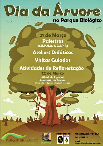 Parque Biológico da Serra das Meadas assinala Dia da Árvore