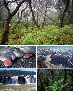 Природа картинки, широкоформатные обои