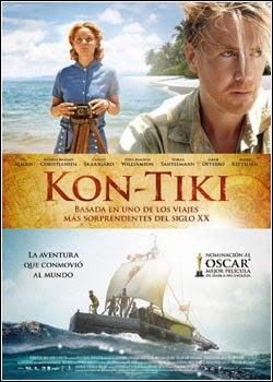Expedição Kon-Tiki BDRip AVI Dual Áudio + RMVB Dublado