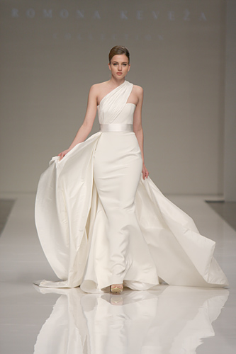 Wedding dress monday for Donna karan wedding dresses