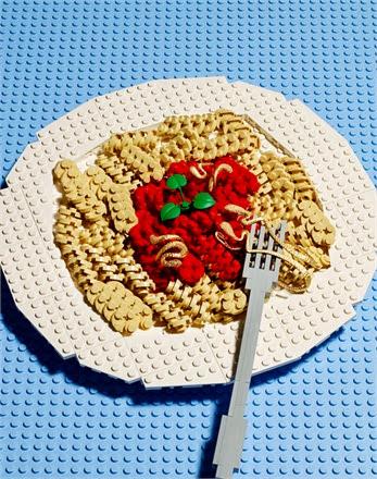 * LEGO x Vogue Gioiello:最俏皮的饗宴 3