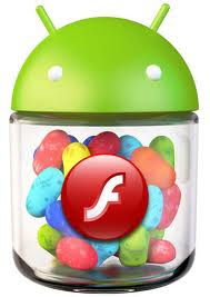 Install Flash Player On Android Jelly Bean Device
