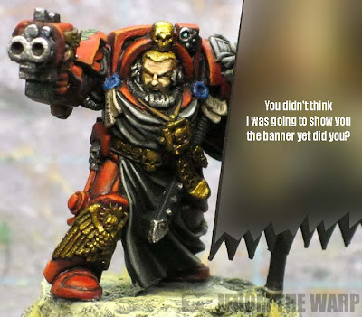 Blood Angel terminator