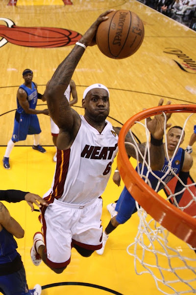 Big Three Strong In Opener LeBron James Gets First Finals Win