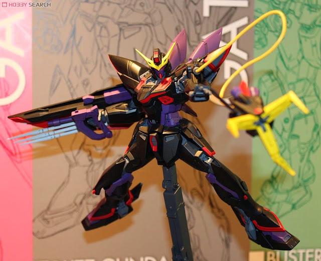 Mô hình Blitz Gundam MG 1/100 được sản xuất tại Nhật bản