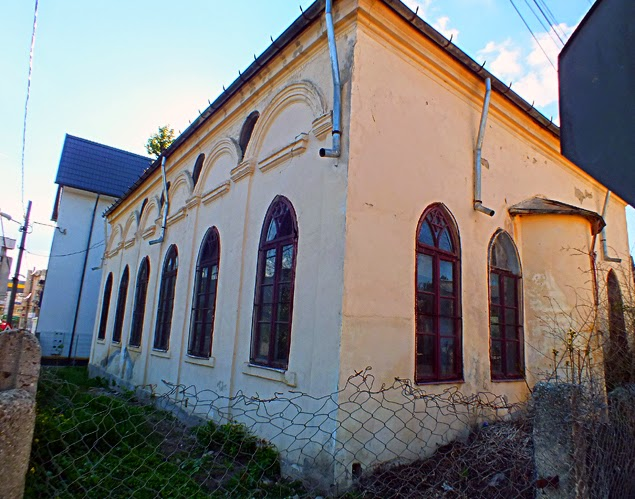 sinagoga ramnicu sarat