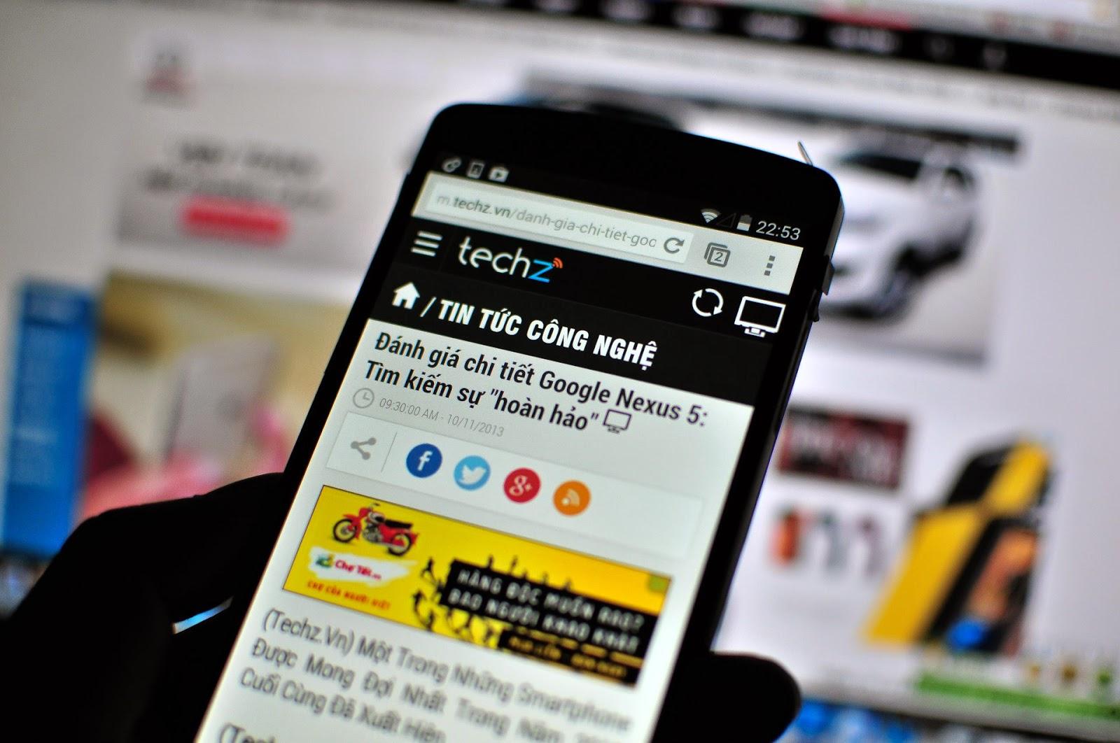 Top 5 website công nghệ lớn nhất Việt Nam năm 2014