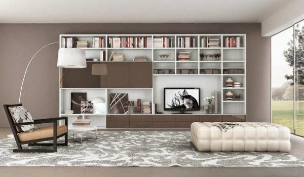 Model 3 desain ruang tamu rumah minimalis kontemporer 2015