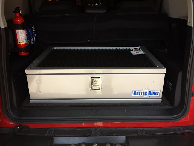 """Suv Cargo Organizer >> Anyone put a """"Better Built SUV Drawer"""" from Northern Tool ..."""