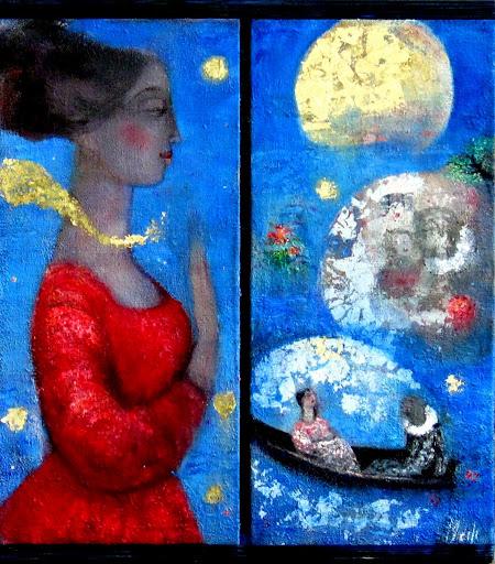 Lucia Merli - Tra cielo e mare