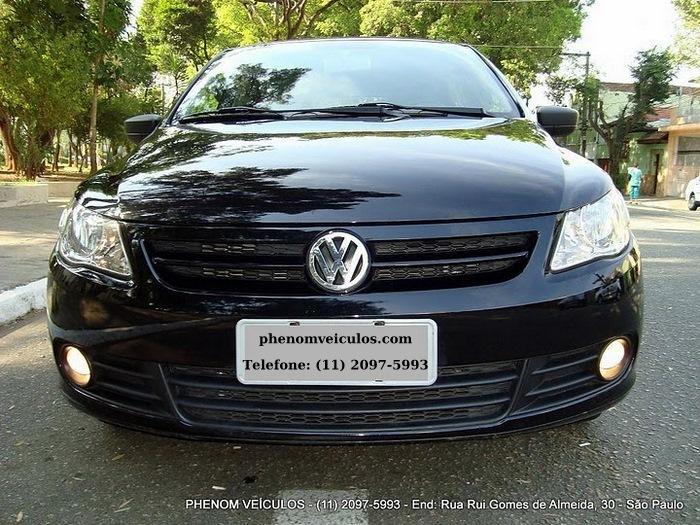 Vw Gol 2010 i-Motion completo preto - preço R$ 38.500
