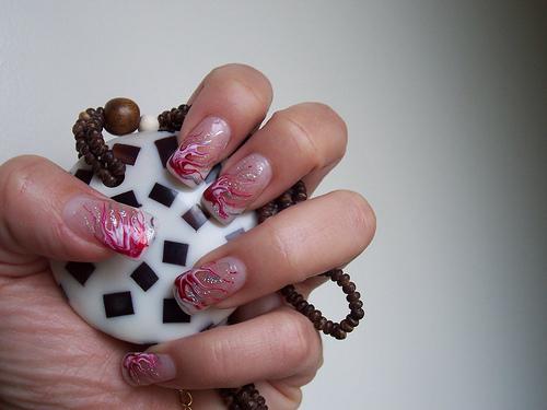 Acrylic nails nailed the truth behind discount nail for Acrylic nails at salon
