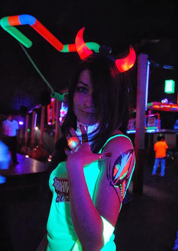 Glow tattoos