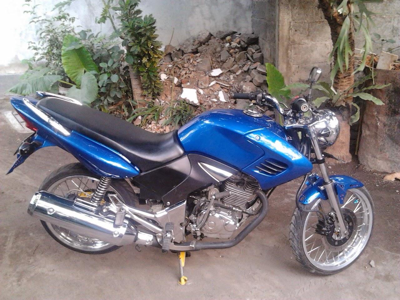 Modif Motor Honda Absolute