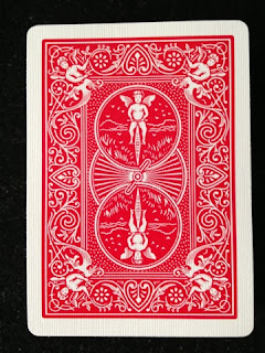 Bicycle Card Back