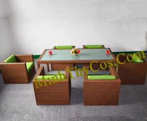 DINING SET-MT228