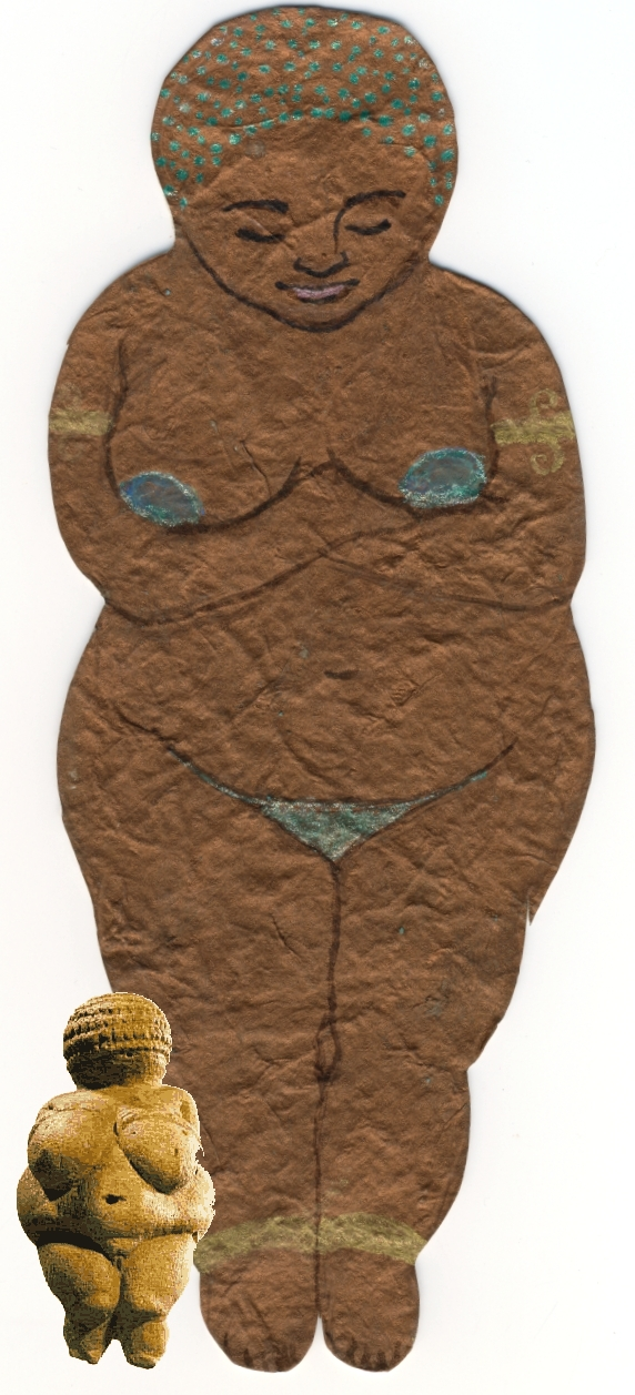 essay on venus of willendorf The most famous early image of a human, a woman, is the so-called venus of willendorf, is a 111 cm (4 3/8 inches) high statuette of a female figure, discovered at a paleolithic site in 1908 at a aurignacian loess deposit near the town of willendorf in austria.