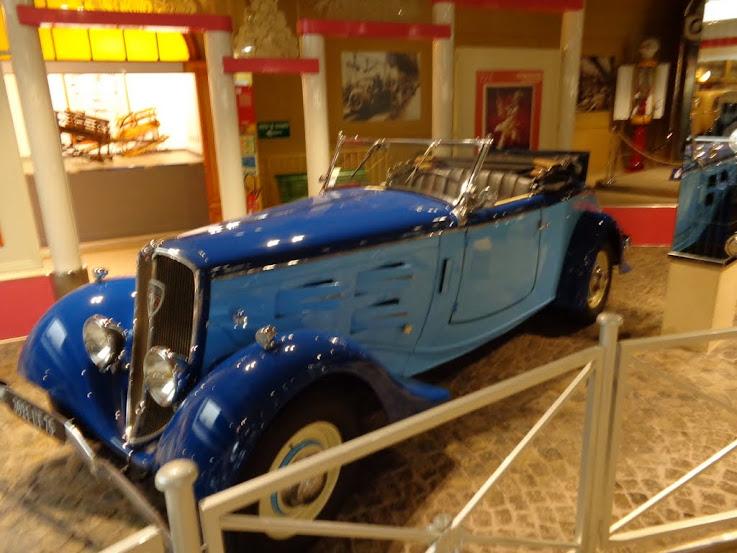 Musée de l'aventure Peugeot à Sochaux DSC01202