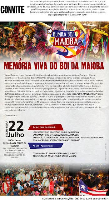 cd do boi da maioba 2011