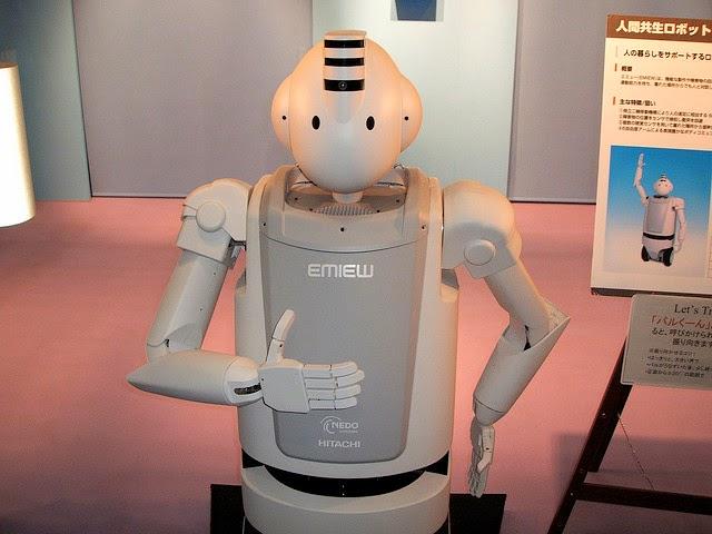 日本機器人