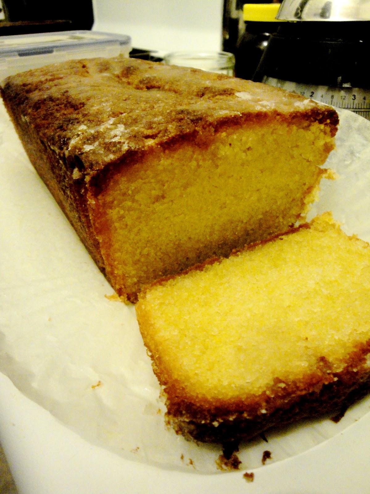 Good Food Lemon Drizzle Cake
