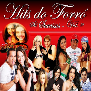 Hits do Forró Só Sucessos   Vol. 2 2011