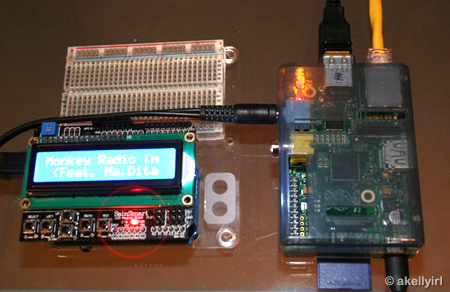 Internet Radio Embedded Project